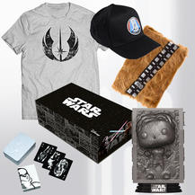Collector box #1 - Heroes of Star Wars