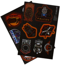 Patch-Pack Star Wars thermoklebend