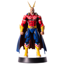 My Hero Academia Figur - All Might Silver Age (28cm)