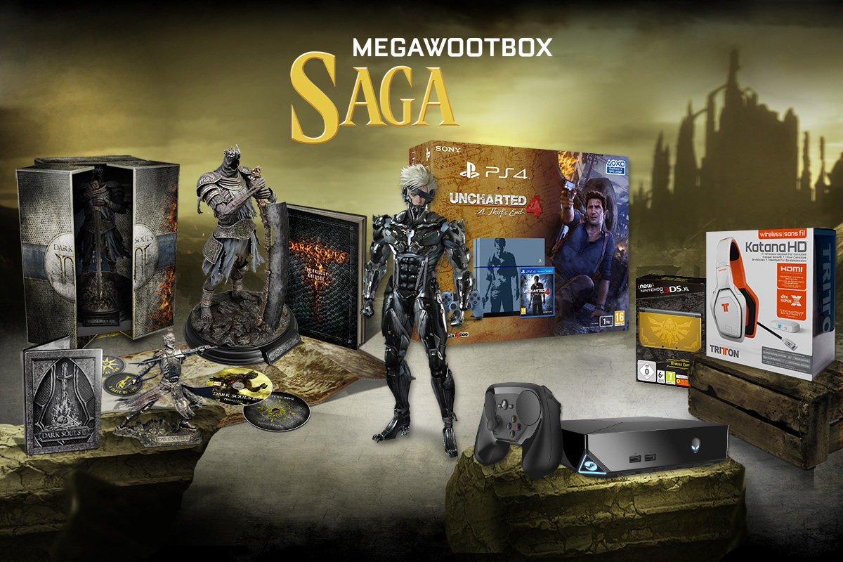 Megawootbox April 2016