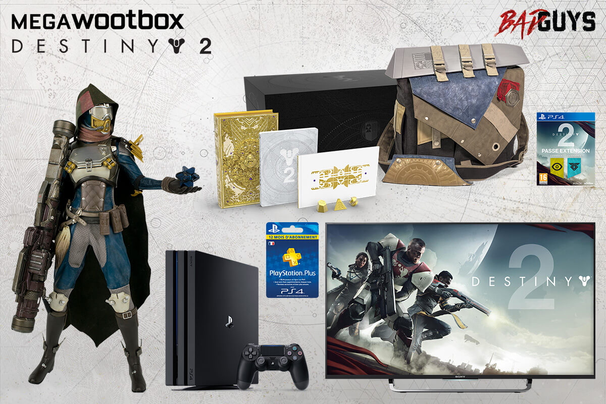 Megawootbox September 2017